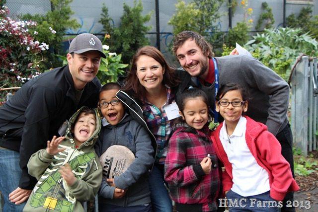 HMC Farms: Giving school gardens to Oakland